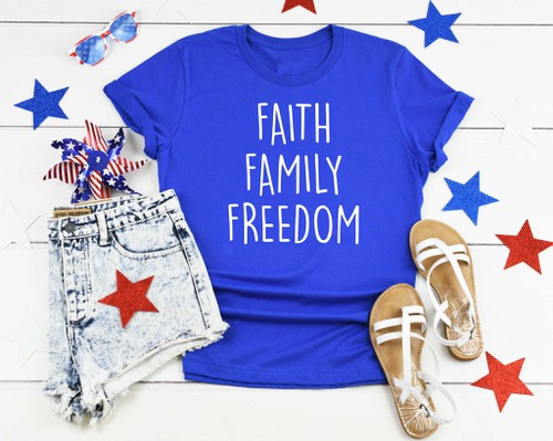 Faith Family Freedom - orangeshine.com