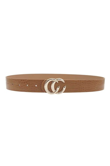 FASHION METAL BUCKLE BELT - orangeshine.com