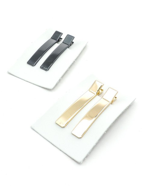 Back to Basics Hair Clips - orangeshine.com