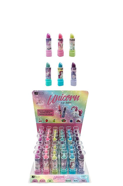 UNICORN LIP BALM 36 PCS - orangeshine.com