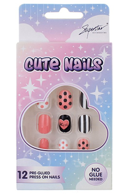 Kids Nail Set - orangeshine.com