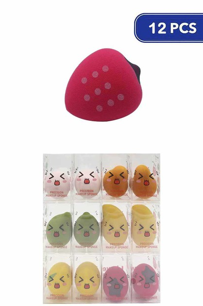 FASHION CUTE MAKEUP SPONGE PREPACK O - orangeshine.com