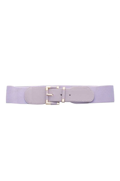 FASHION SQUARE BUCKLE STRETCHABLE BE - orangeshine.com