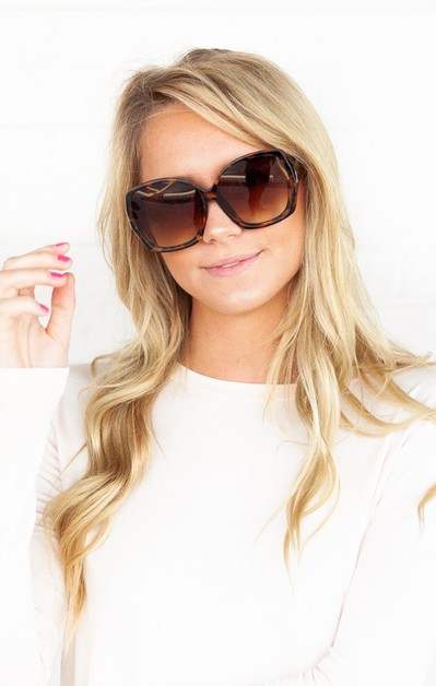 Lena Glam Sunnies - orangeshine.com