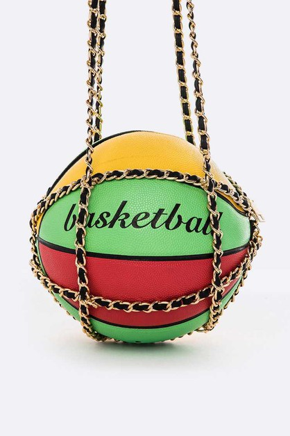 Iconic Basketball Swing Bag - orangeshine.com