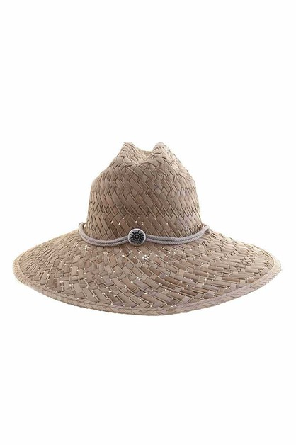 FASHION STRAW STRAPS SUNHAT - orangeshine.com