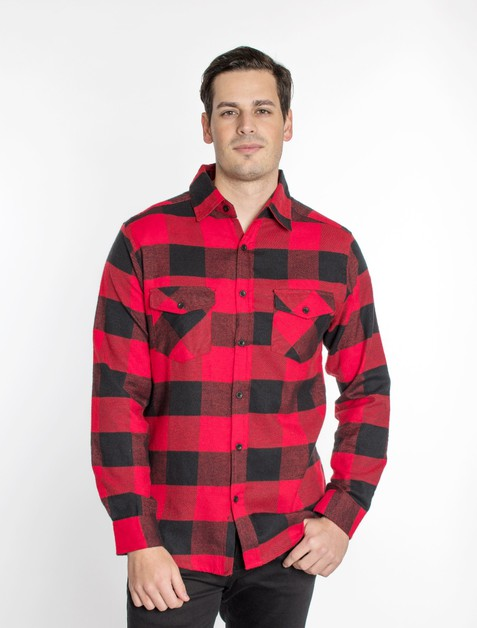 MENS FLANNEL SHIRT - orangeshine.com