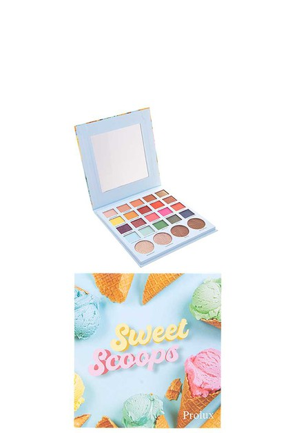 SWEET SCOOPS EYESHADOW PALETTE - orangeshine.com