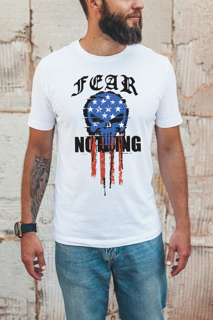 FEAR NOTHING USA - orangeshine.com