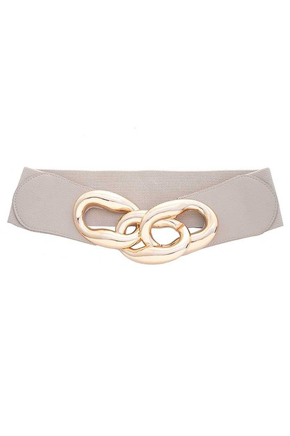 FASHION TRIPLE LINK METAL BELT - orangeshine.com