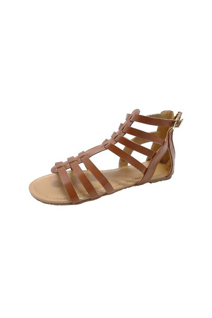 WOMEN GLADIATOR SANDALS - orangeshine.com