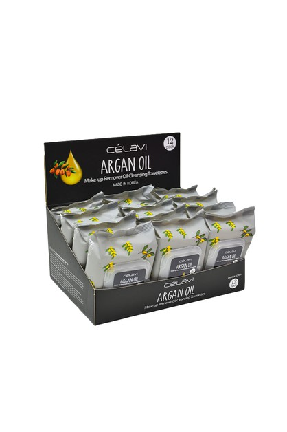 ARGAN OIL MAKE UP REMOVER OIL CLEANS - orangeshine.com