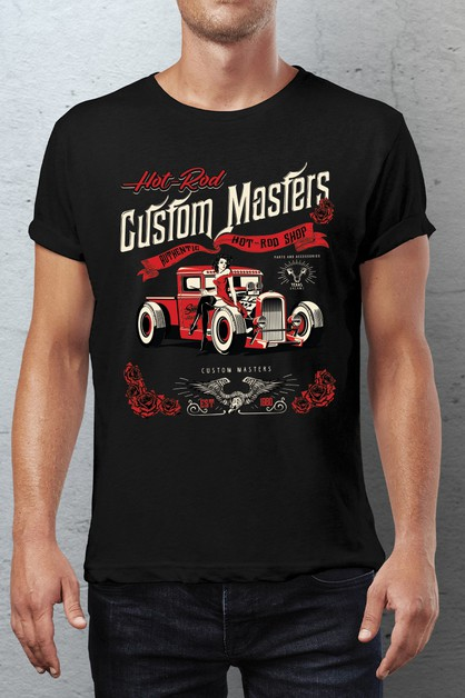 HOT ROD CUSTOM MASTERS - orangeshine.com