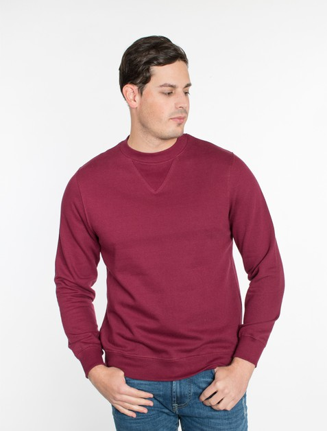 MENS CREW NECK FLEECE SHIRTS - orangeshine.com