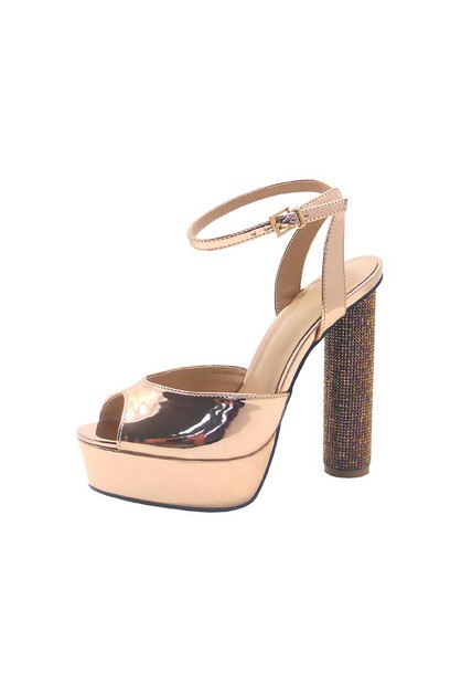 WOMEN HIGH HEEL SANDALS - orangeshine.com