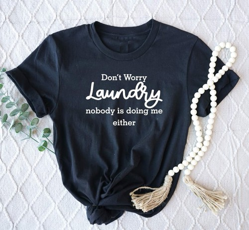 Dont Worry Laundry - orangeshine.com