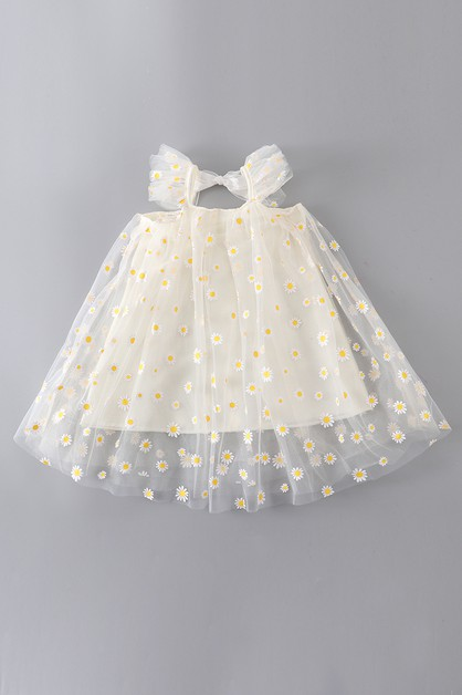 Sunflower tutu dress - orangeshine.com