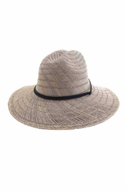 FASHION STRAPS STRAW HAT - orangeshine.com