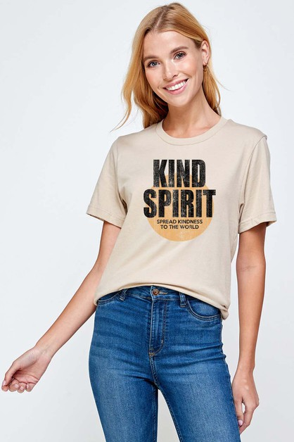 kind Spirit - orangeshine.com