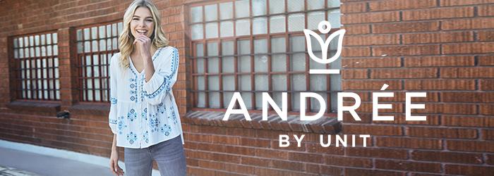 ANDREE BY UNIT - orangeshine.com