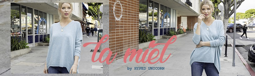 LA MIEL By Hyped Unicorn - orangeshine.com
