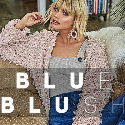 BLUE BLUSH - orangeshine.com