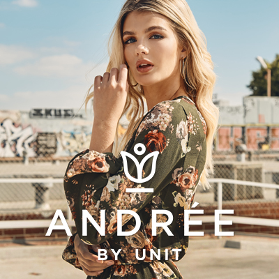 ANDREE BY UNIT - orangeshine.com