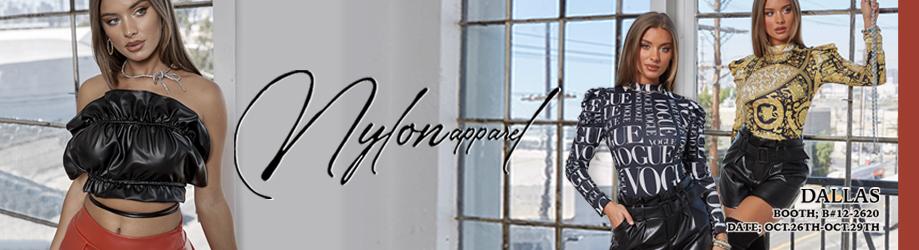 Nylon Apparel - orangeshine.com