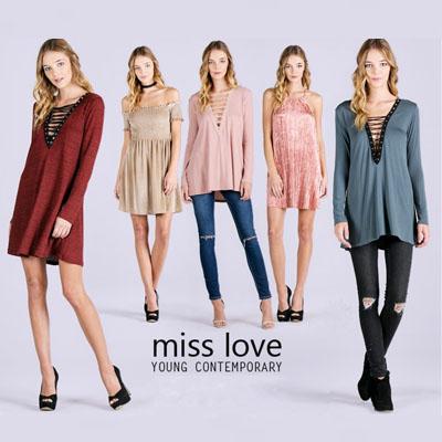 MISS LOVE WHOLESALE SHOP