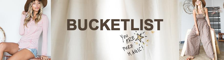BUCKETLIST - orangeshine.com