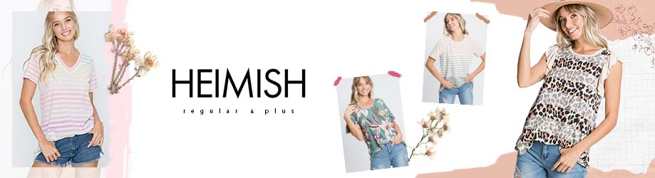 HEIMISH FASHION INC - orangeshine.com