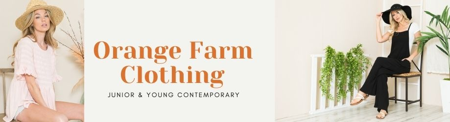 Orange Farm Clothing - orangeshine.com