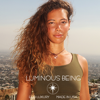 LUMINOUS BEING - orangeshine.com