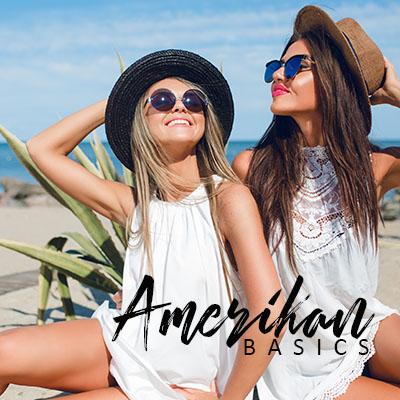 AMERIKAN BASICS WHOLESALE SHOP