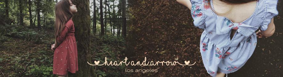 Heart and Arrow - orangeshine.com