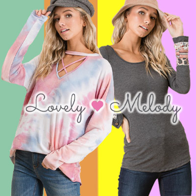 Lovely Melody WHOLESALE SHOP - orangeshine.com