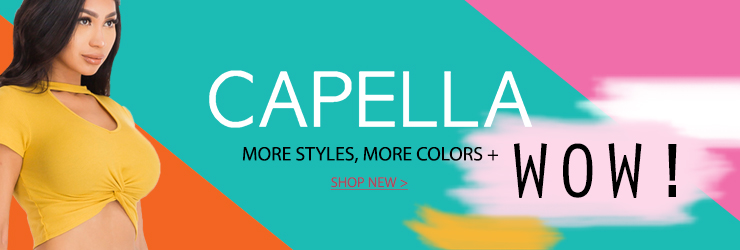 CAPELLA APPAREL - orangeshine.com
