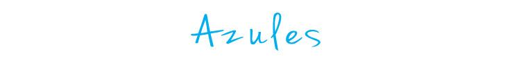 AZULES - orangeshine.com