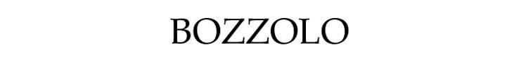BOZZOLO - orangeshine.com
