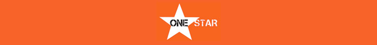 ONE STAR - orangeshine.com