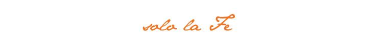 SOLO LA FE - orangeshine.com