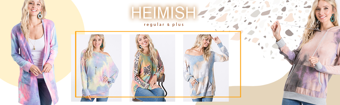 HEIMISH FASHION INC - orangeshine.com