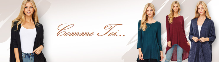 COMME TOI - orangeshine.com