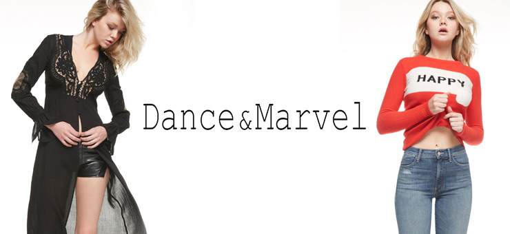 DANCE AND MARVEL - orangeshine.com