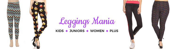 LEGGINGS MANIA - orangeshine.com