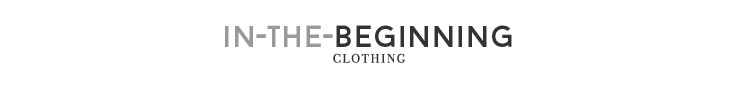 IN THE BEGINNING - orangeshine.com