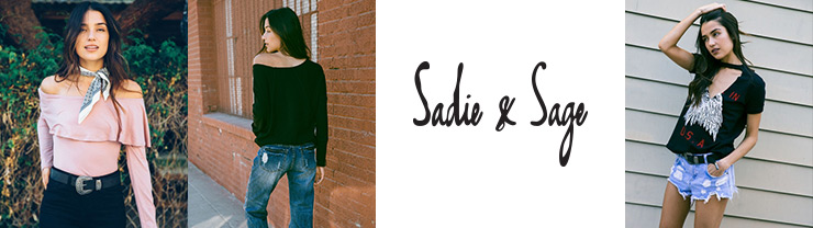 SADIE AND SAGE - orangeshine.com