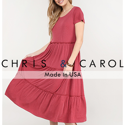 CHRIS & CAROL APPAREL - orangeshine.com