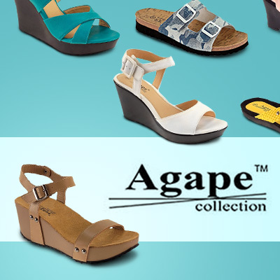 AGAPE SHOES - orangeshine.com