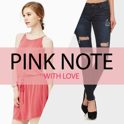 PINK NOTE - orangeshine.com